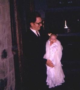 David & R baptism
